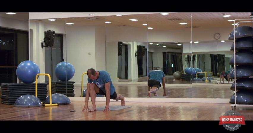 Treino Flexibilidade