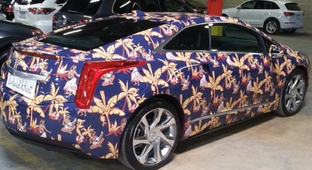 Cadillac-ELR-NYFW-textile-design-with-Cadillac-David-Hart-featured
