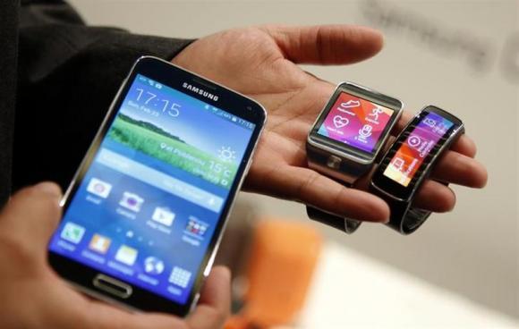 Samsung S5 gear