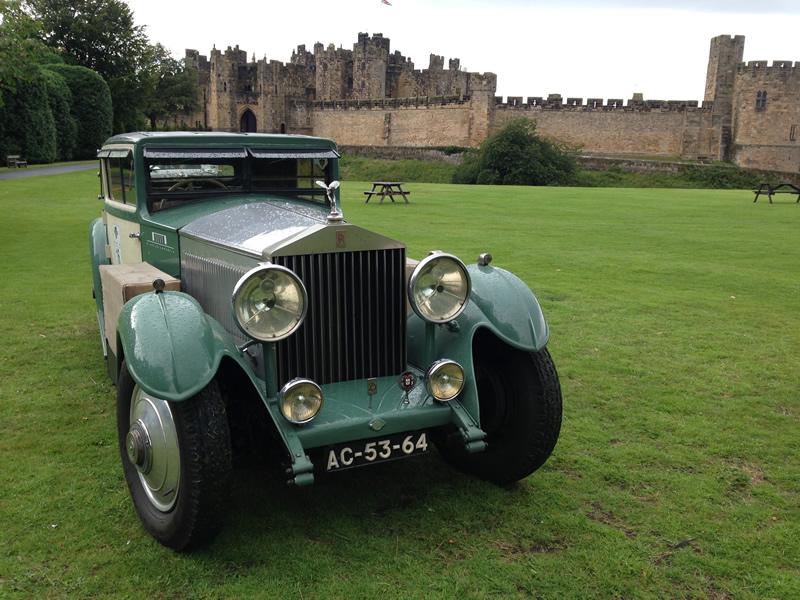 Castelo de Alnwick 1