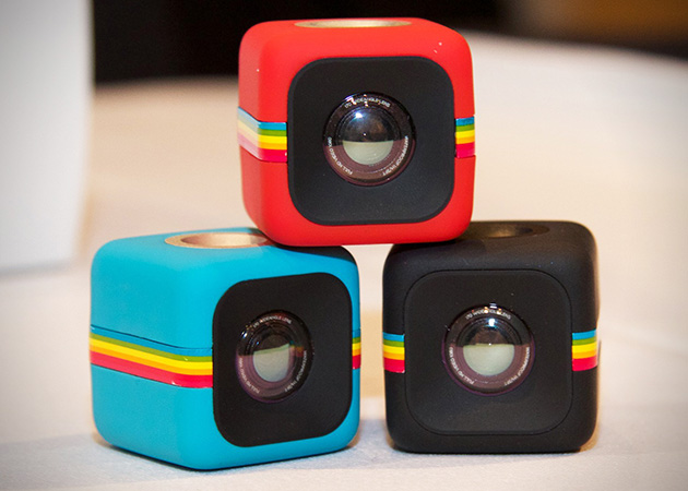Polaroid cube mini