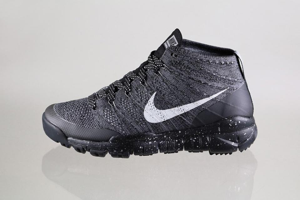 Nova Vers 227 O Nike Flyknit Chukka Fsb Light Charcoal Bons