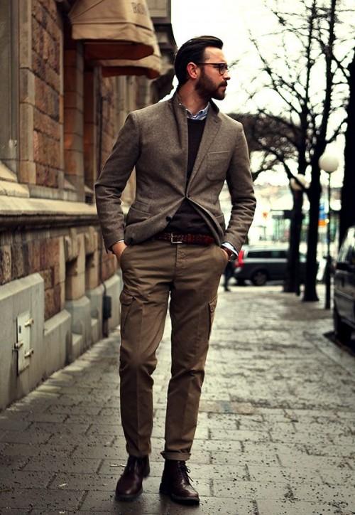 Bons Rapazes Menswear Layers 5