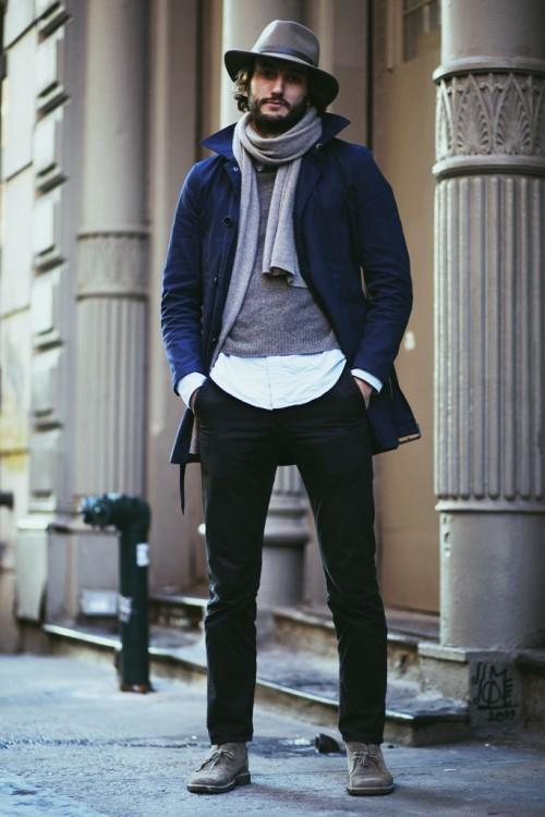 Bons Rapazes Menswear Layers 6