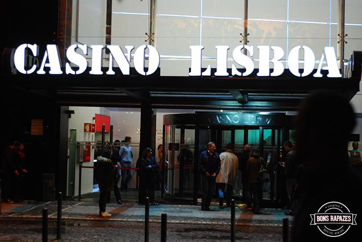 bons rapazes Casino Lisboa1400