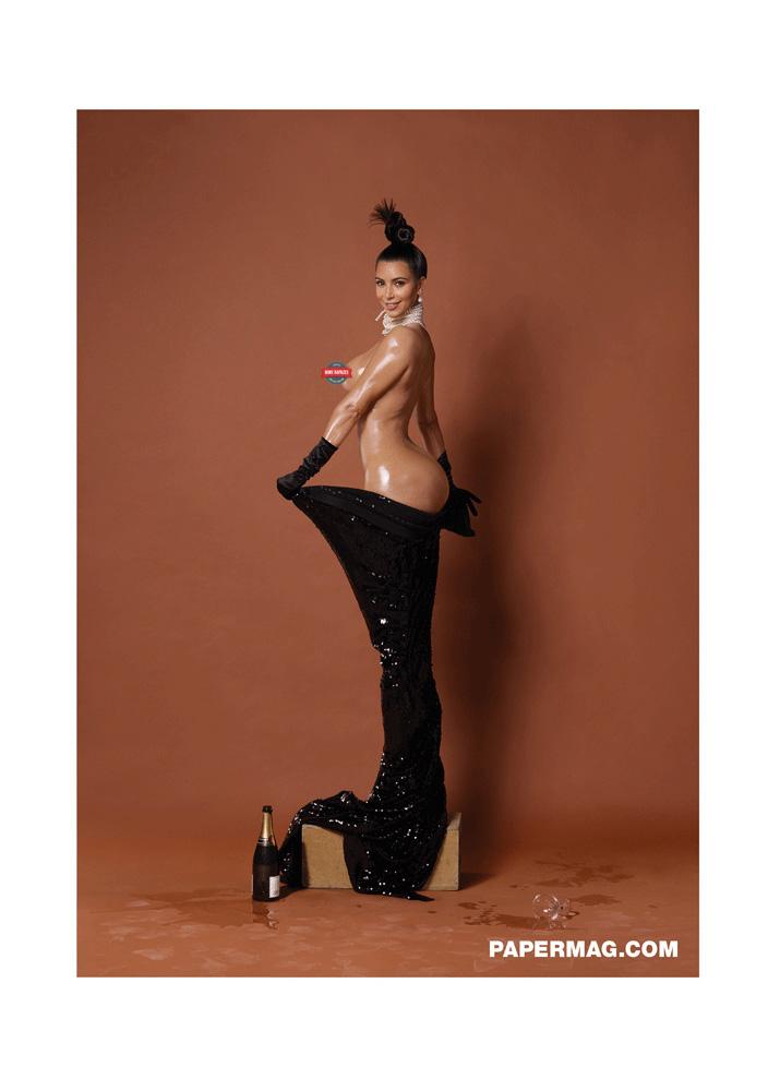 Kim Kardashian  Papermag - Bons Rapazes-6310