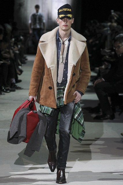 Bons Rapazes DSquared 2 Milan Fashion Week