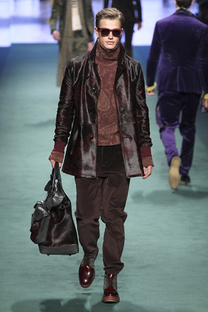 Bons Rapazes Etro Milan Fashion Week