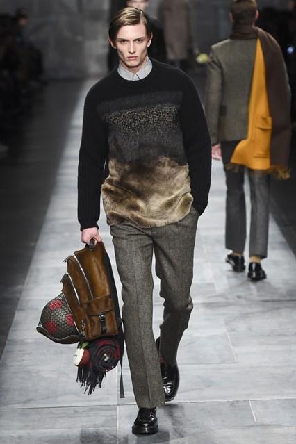 Bons Rapazes Fendi Milan Fashion Week