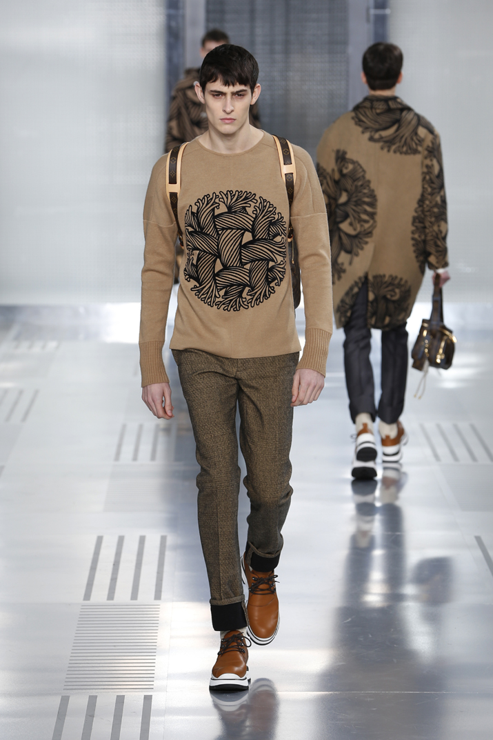 Bons Rapazes Louis Vuitton Fall Winter 2015 2016 PFW 1