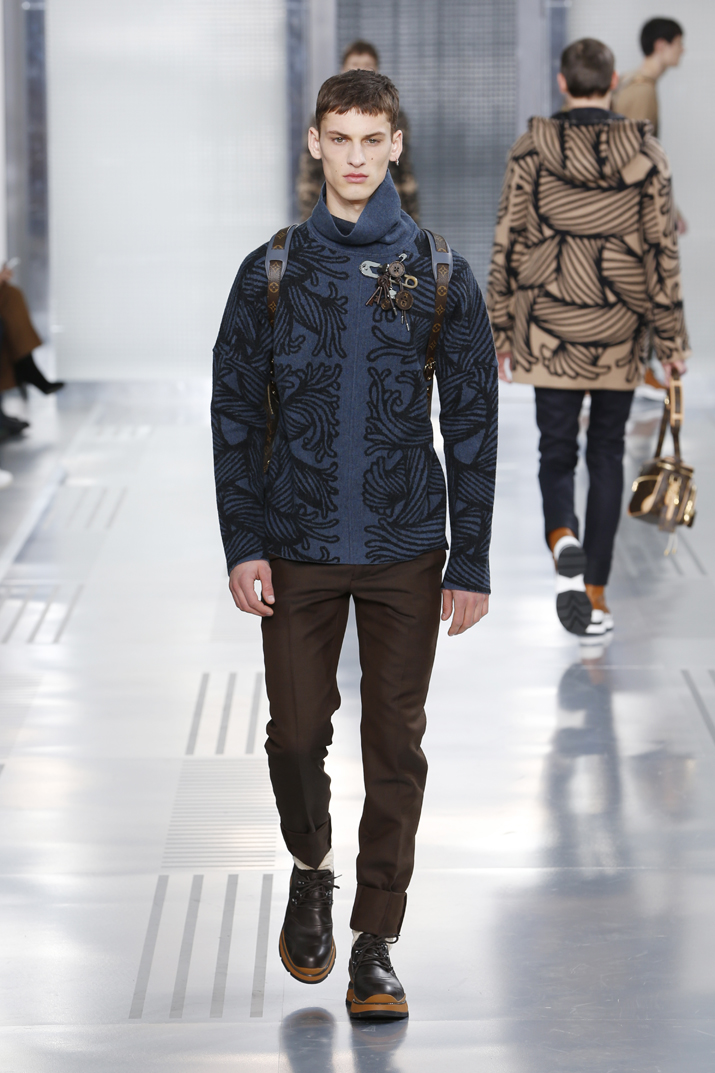 Bons Rapazes Louis Vuitton Fall Winter 2015 2016 PFW 2