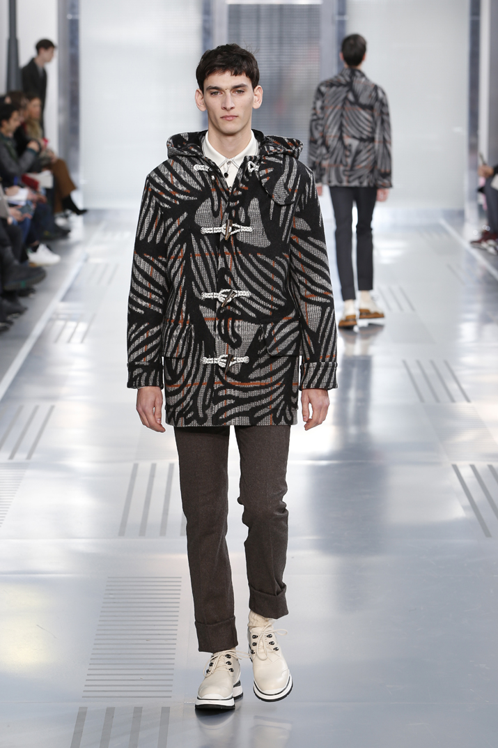 Bons Rapazes Louis Vuitton Fall Winter 2015 2016 PFW 3