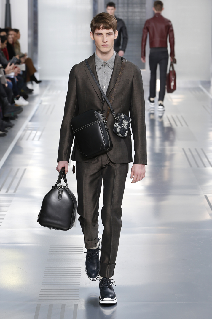 Bons Rapazes Louis Vuitton Fall Winter 2015 2016 PFW 8