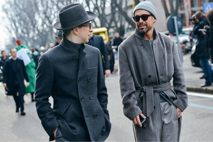 Bons Rapazes Milan Fashion Week Street Style 1