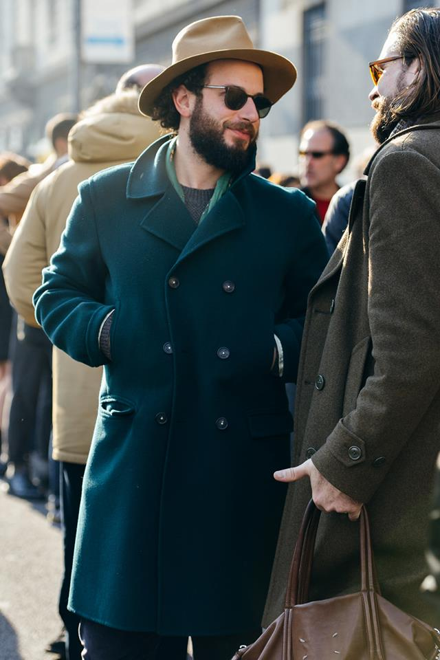 Bons Rapazes Milan Fashion Week Street Style 2