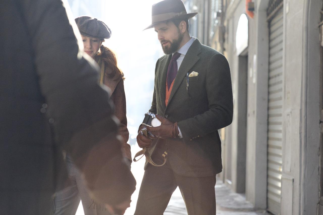 Bons Rapazes Milan Fashion Week Street Style 3
