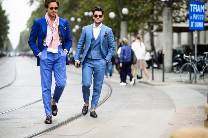 Bons Rapazes Milan fashion Week Street Style 10