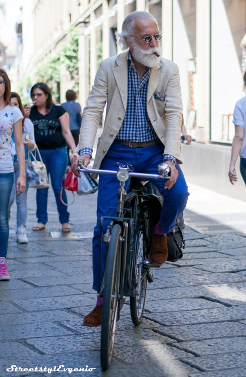 Bons Rapazes Milan fashion Week Street Style 23