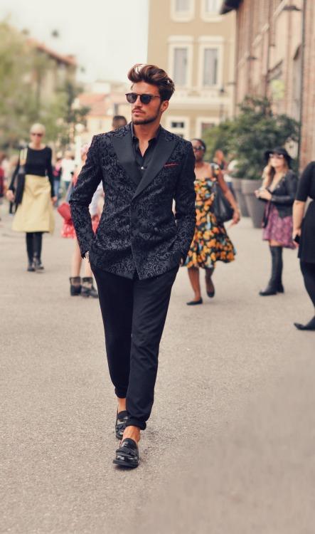 Bons Rapazes Milan fashion Week Street Style 27