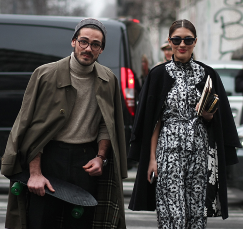 Bons Rapazes Milan fashion Week Street Style 6