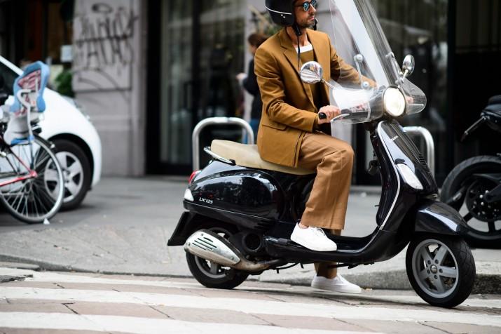 Bons Rapazes Milan fashion Week Street Style 7
