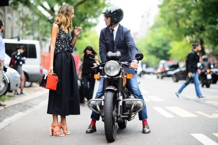 Bons Rapazes Milan fashion Week Street Style 8