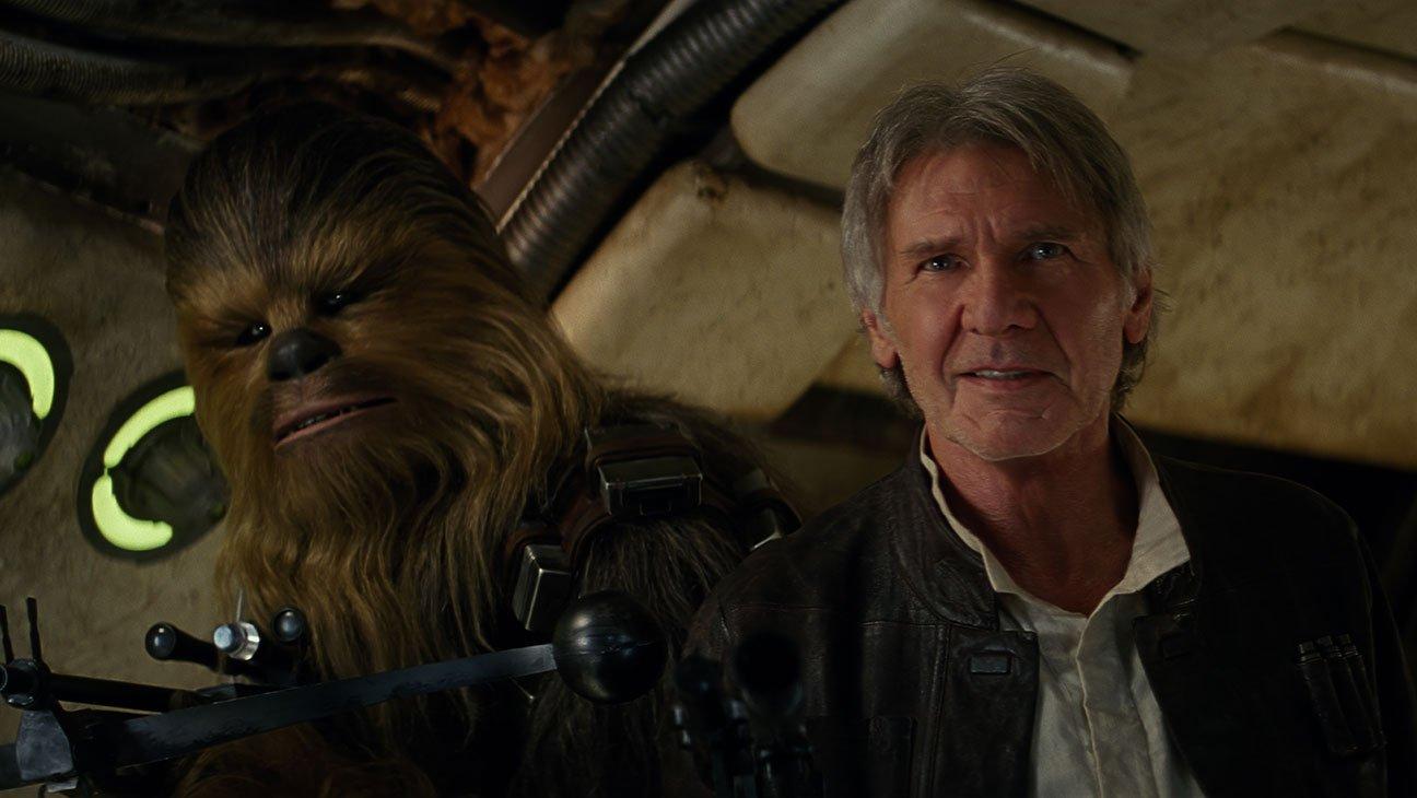 Harrison Ford Foto