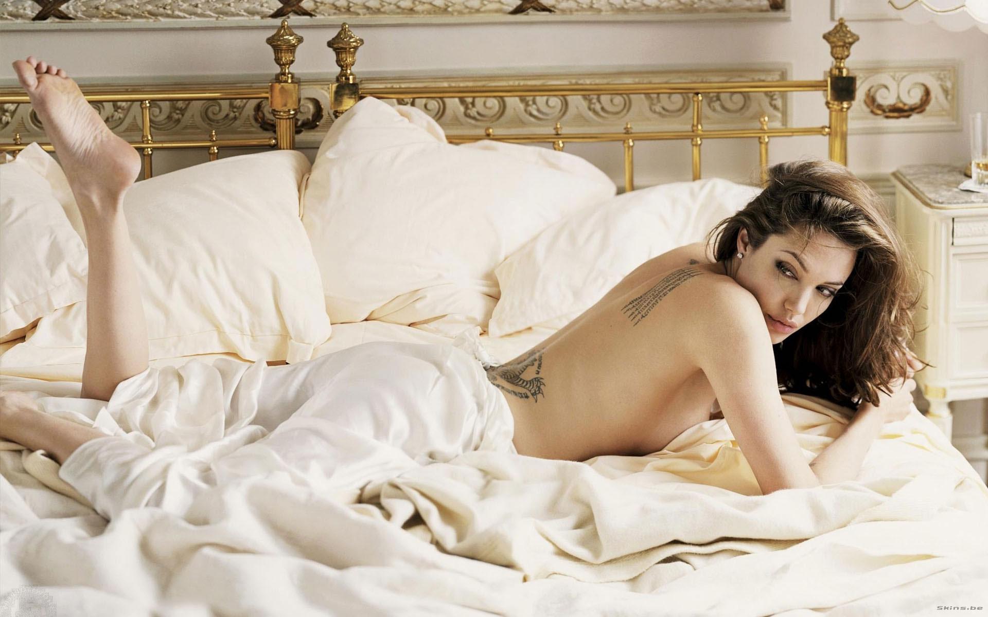Bons Rapazes Angelina Jolie 40 anos 1