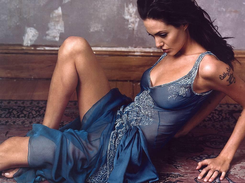 Bons Rapazes Angelina Jolie 40 anos 8