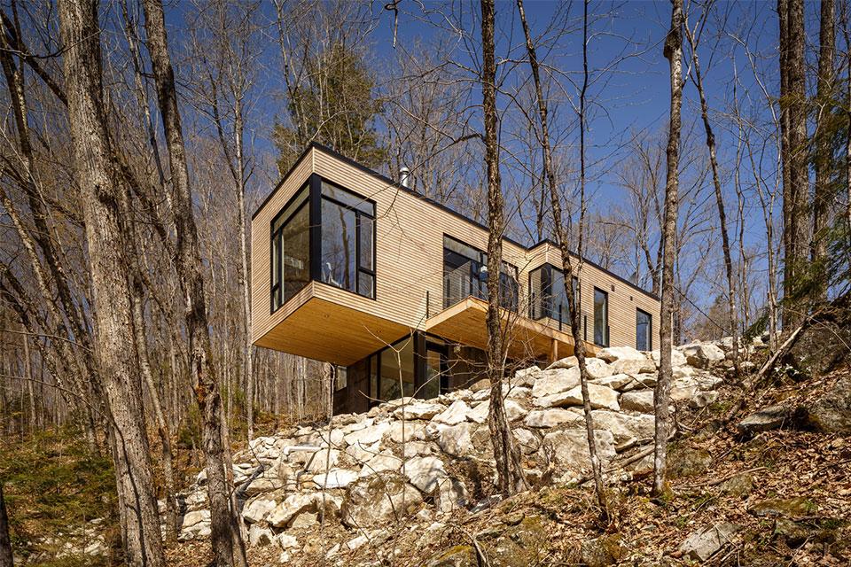 BR Val-des-Monts Cottage 1