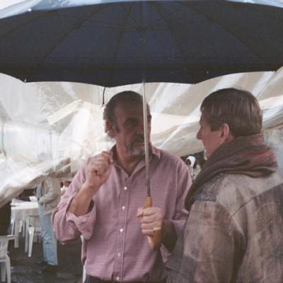Bons Rapazes Cinema Sean Connery em Alfama
