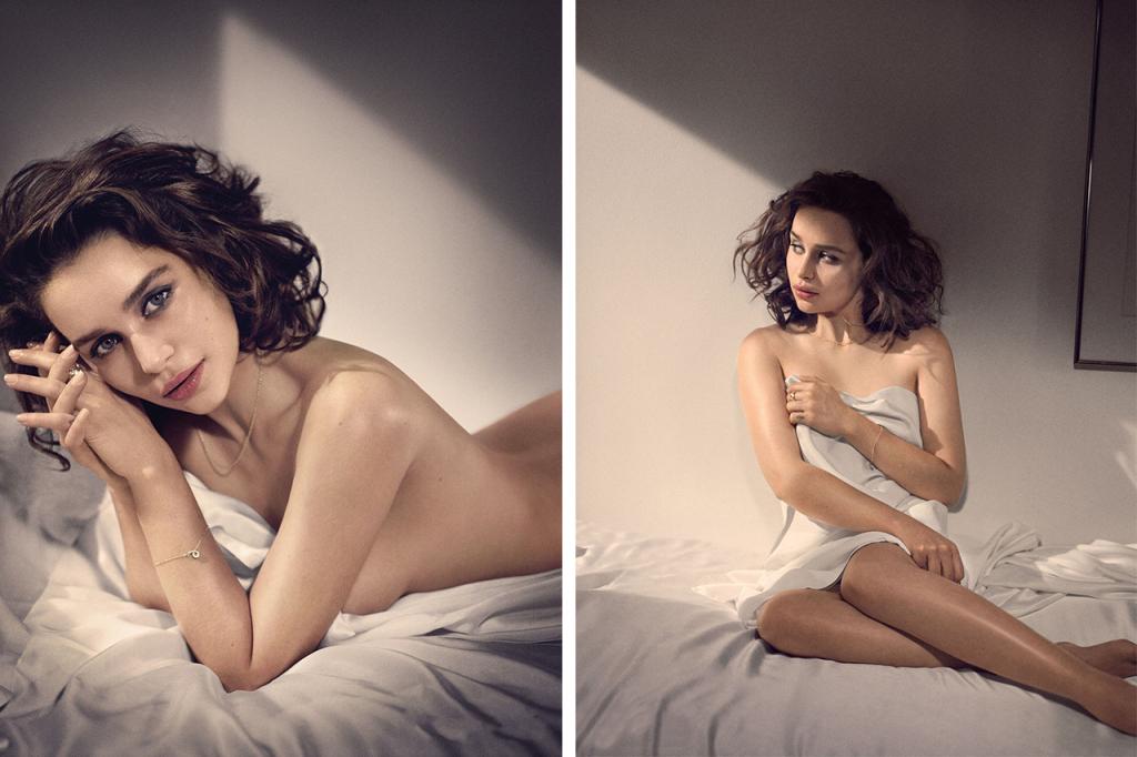 Bons Rapazes Emilia Clarke 1