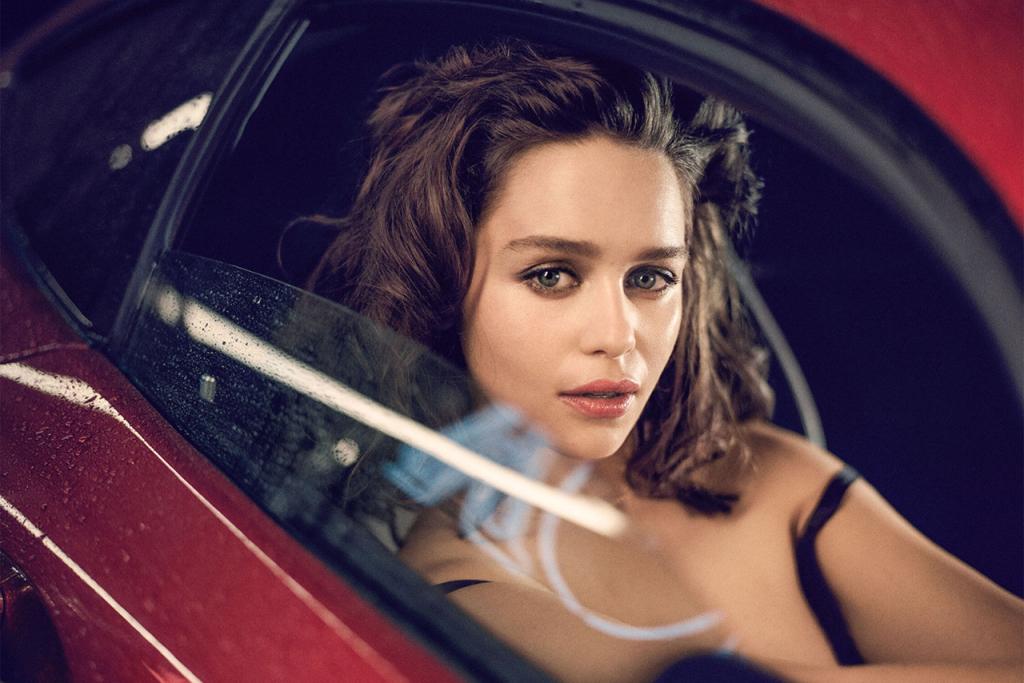 Bons Rapazes Emilia Clarke 4