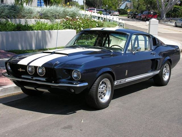 Bons Rapazes Jim Morrison Shelby GT500 3