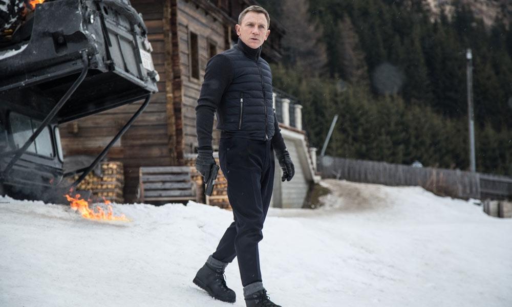 Bons Rapazes Danner Boots James Bond Spectre 2