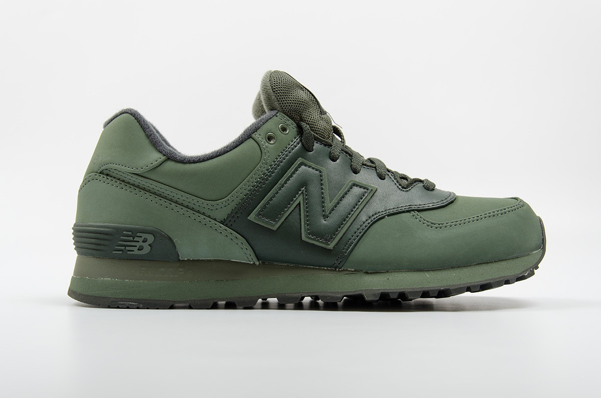new balance verdes