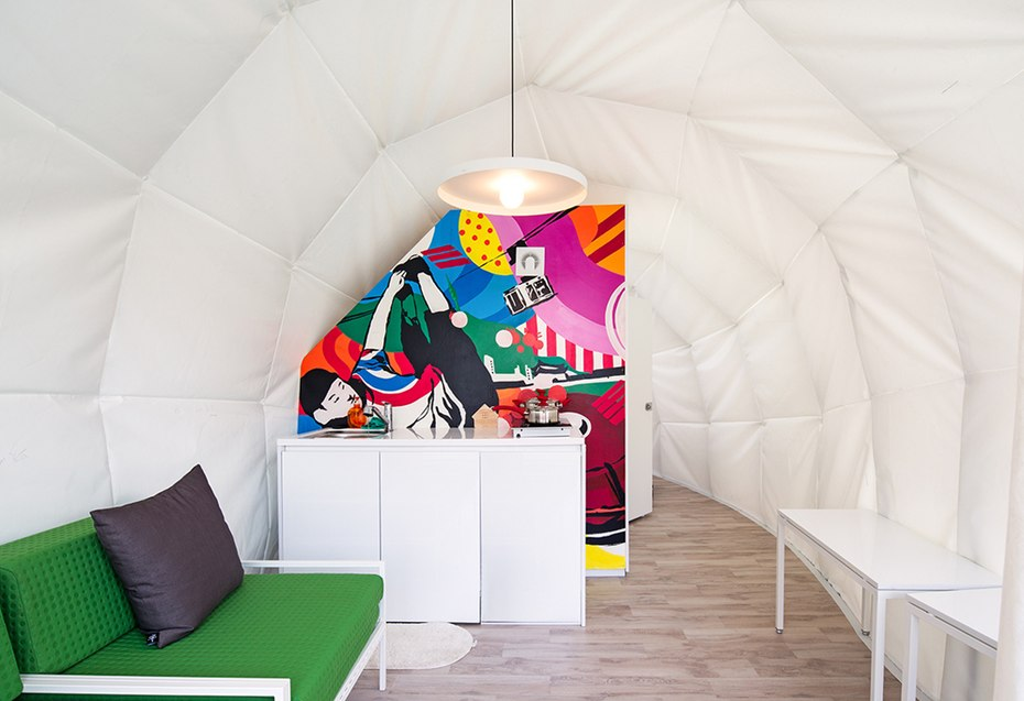 Bons Rapazes Glamping for glampers 4