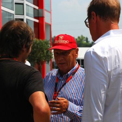 Niki Lauda Bons Rapazes Tiago Froufe