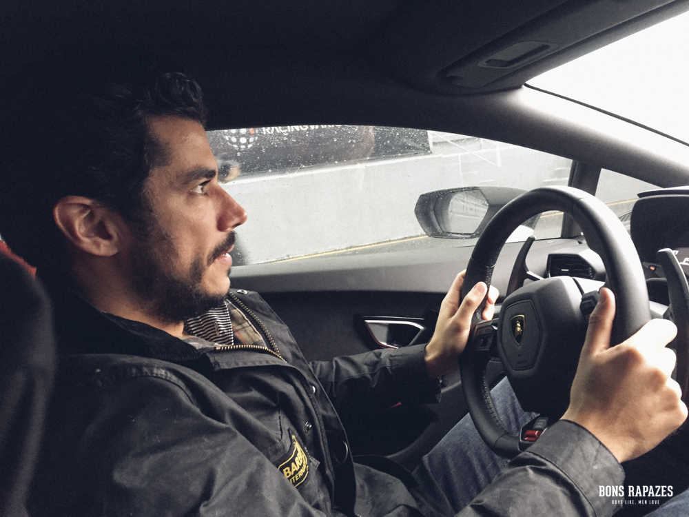 Tiago Froufe - Lamborghini - Bons Rapazes