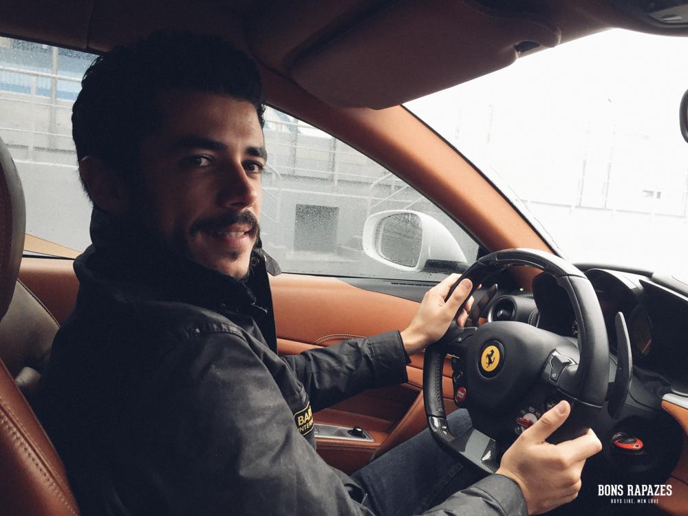 Tiago Froufe - Ferrari - Bons Rapazes