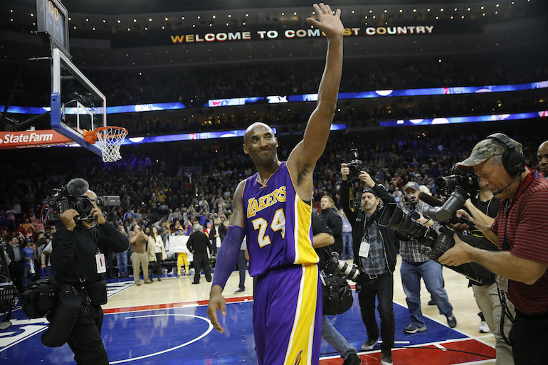 Kobe Bryant O Adeus Em 10 Frases E 3 Vídeos Bons Rapazes