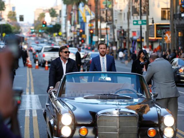 arrived-members-hollywood-vehicle-gosling-pretend-premiere_1b06ae8c-176d-11e6-a43b-6996e2e2942c
