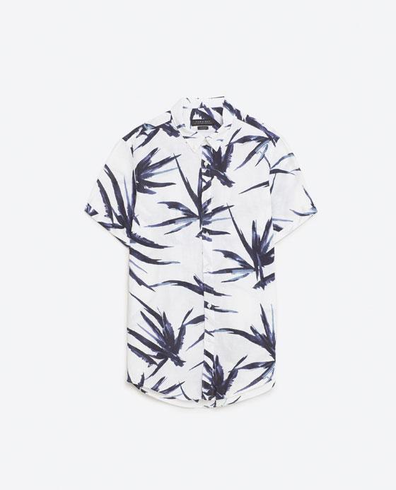 Como usar camisas estampadas