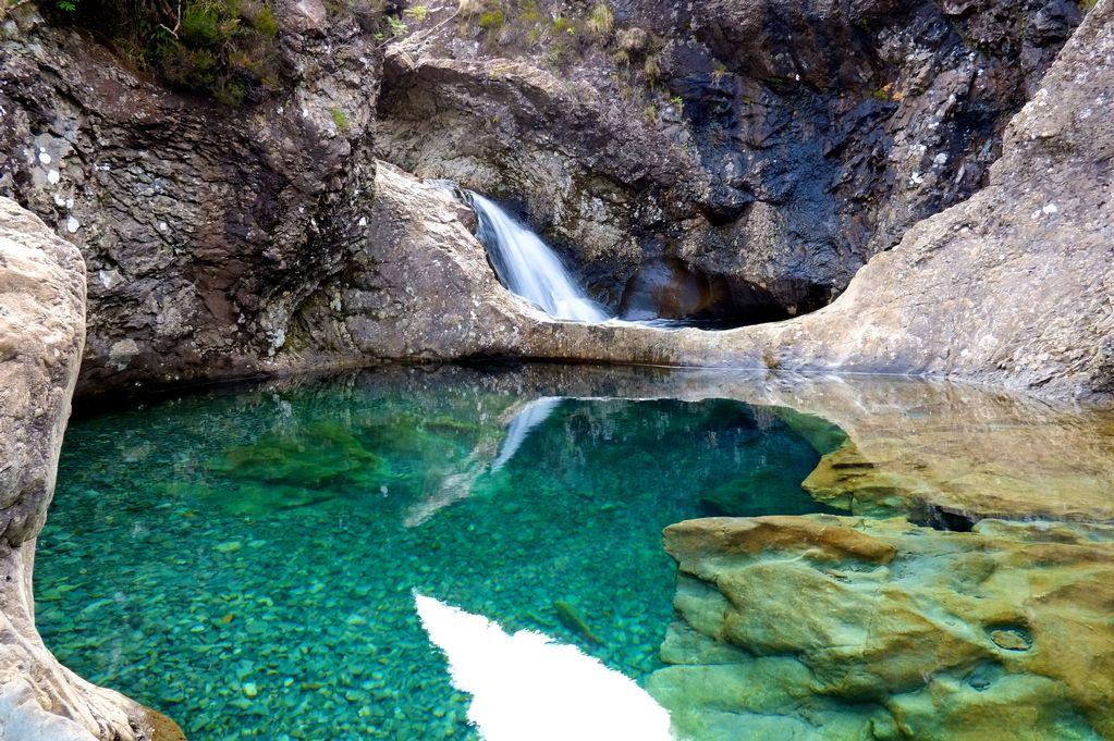 piscinas naturais mais incríveis do mundo - Fairy Pools