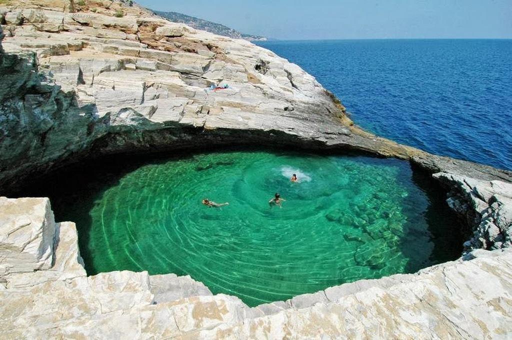 piscinas naturais mais incríveis do mundo - Giola