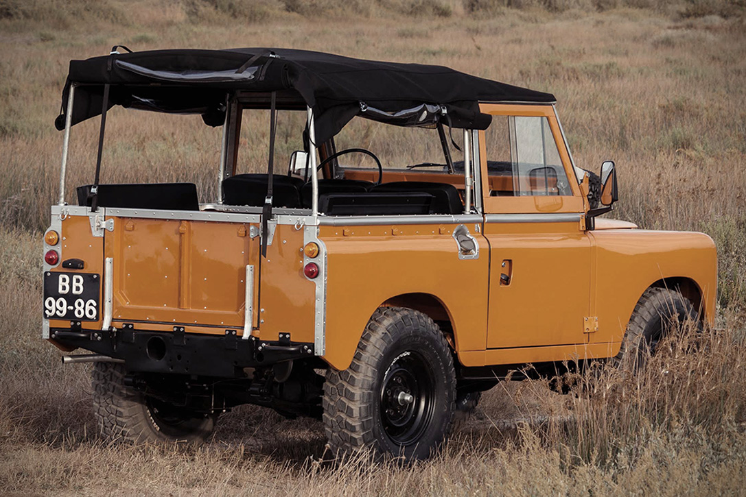 land rover series 2a by coolnvintage bons rapazes. Black Bedroom Furniture Sets. Home Design Ideas