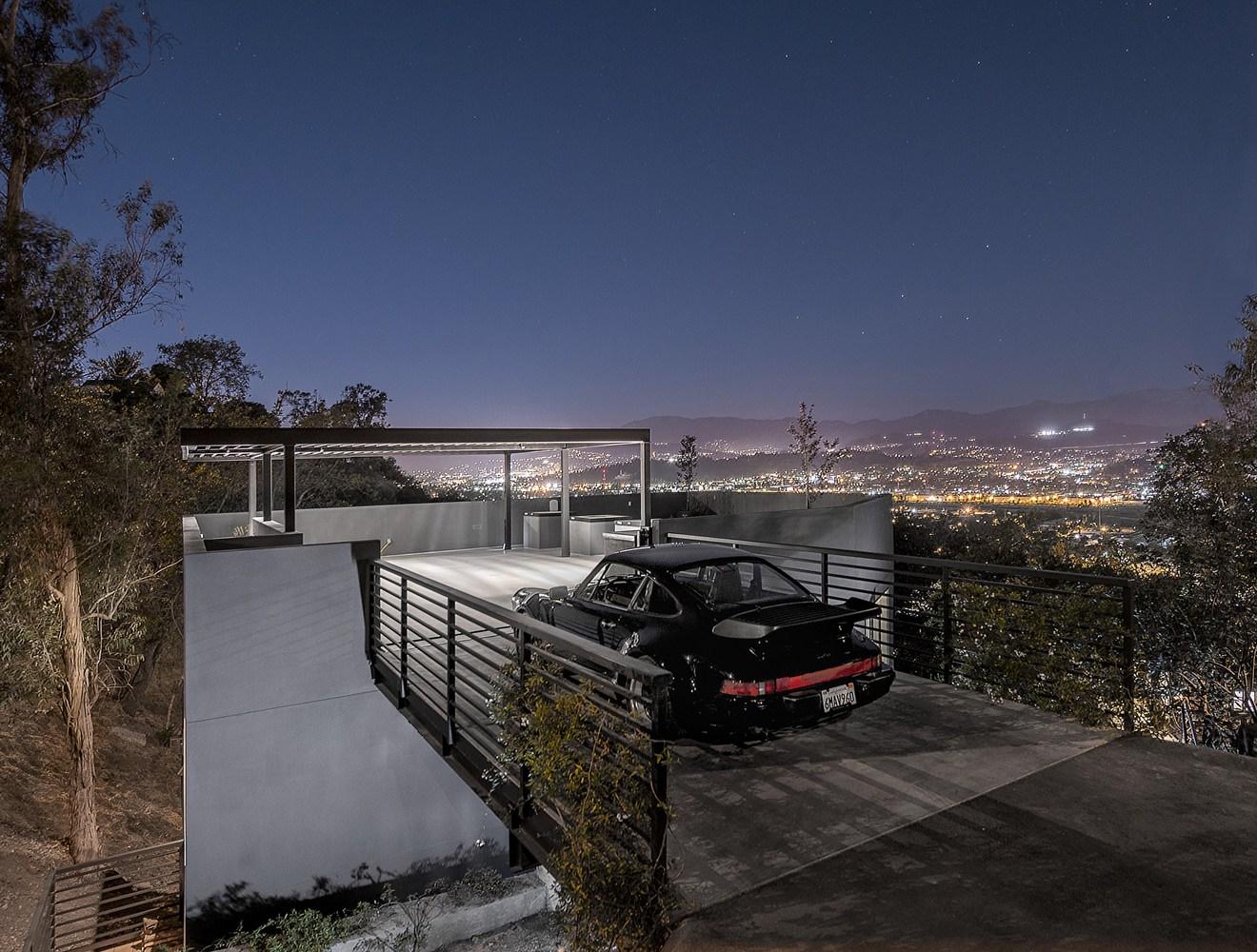 Car Park House