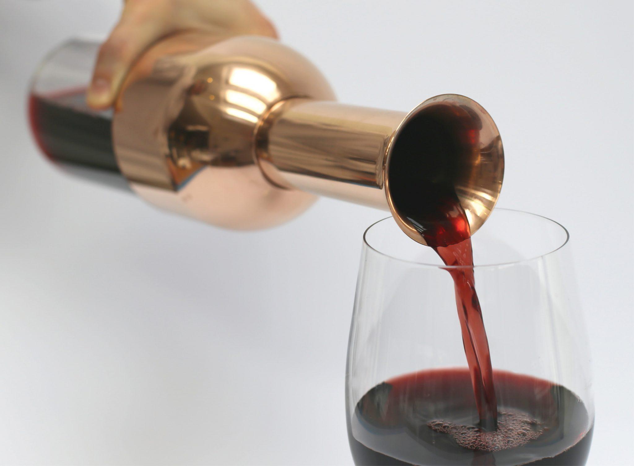 Preservar o vinho que sobrou