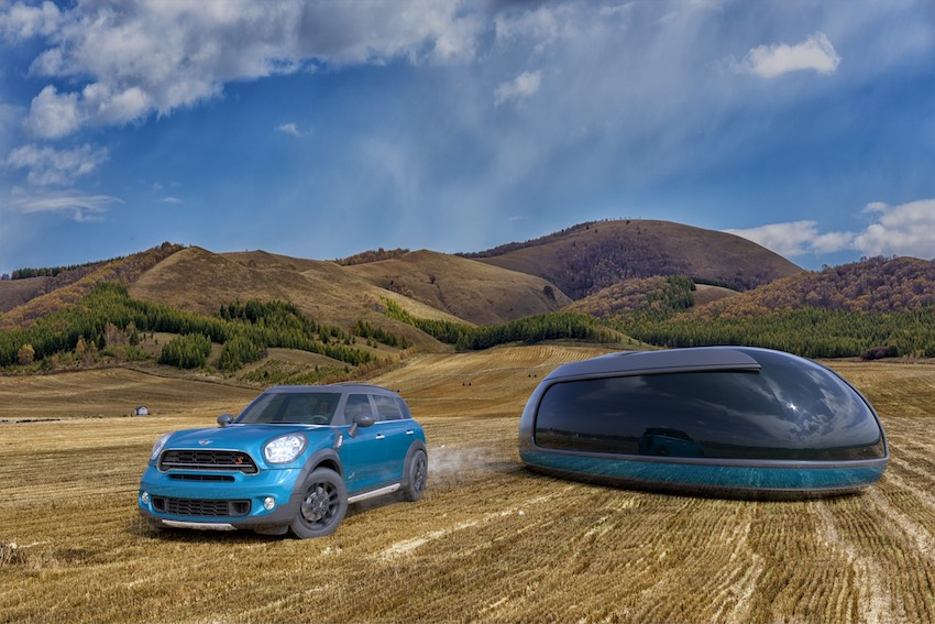 Mini Cooper F60 Countryman