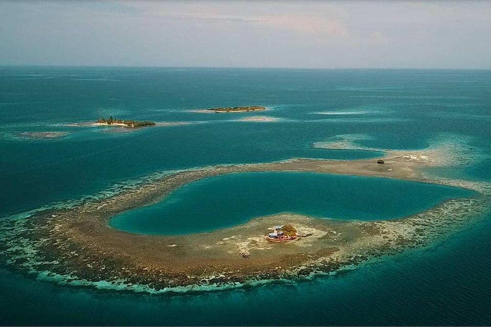 Alugar uma ilha nas Caraíbas